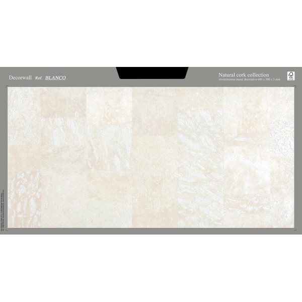Corcho Decorwall Coral